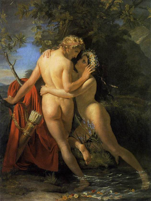 NAVEZ_Francois_Joseph_The_Nymph_Salmacis_And_Hermaphroditus