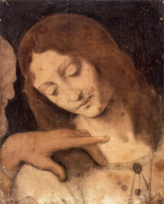 Boltraffio_after_Leonardo_da_Vinci,_Head_of_St_John_the_Evangelist