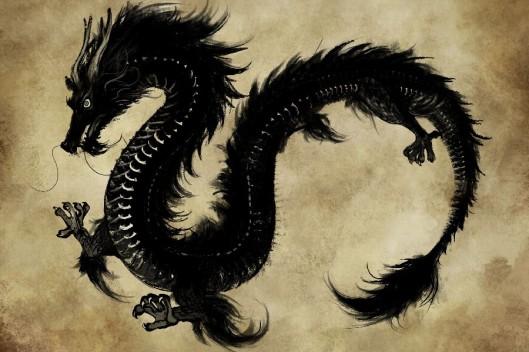 Draghi-panno-di-seta-cinese-wall-art-font-b-poster-b-font-e-stampe