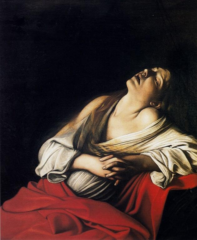 Caravaggio-Maria-Maddalena-in-estasi-1606